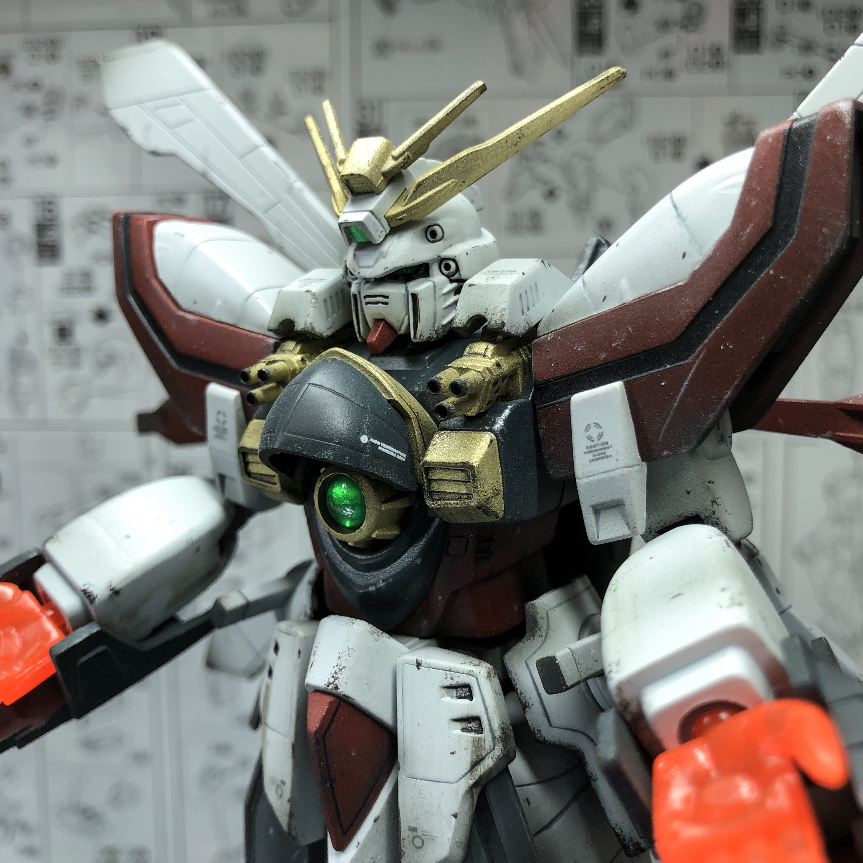 How Make Your Gunpla Kit Stand Out! (feat  @MachoModelz